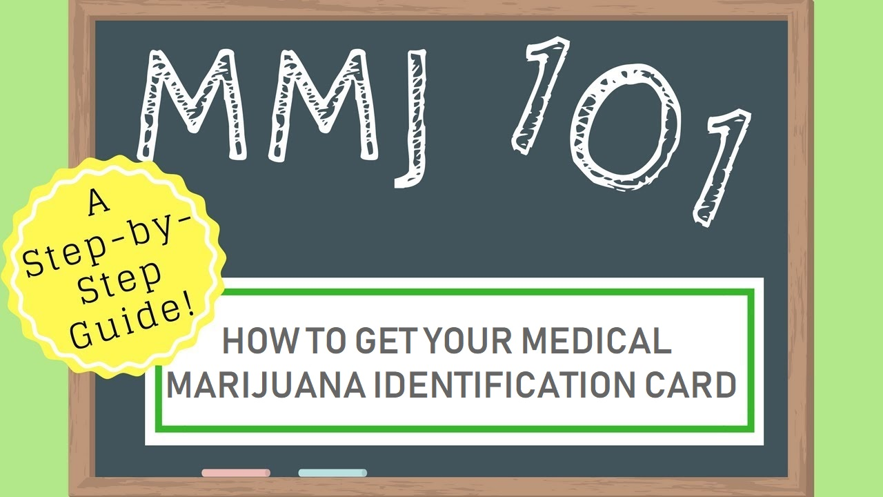 how to get medical weed card